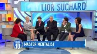 Master Mentalist: Lior Suchard | Studio 10