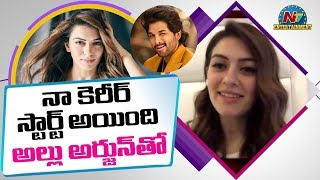 Hansika Motwani Exclusive Interview About LockDown