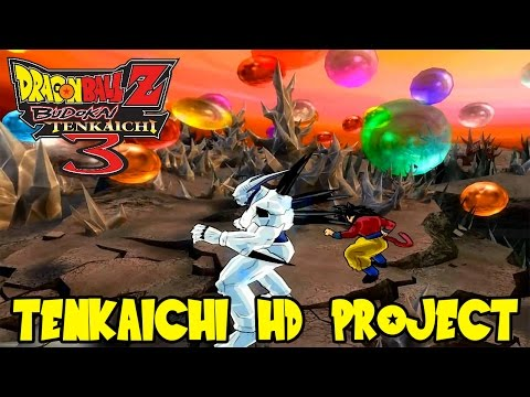 Dragon Ball Z Budokai Tenkaichi 3 Possibly Getting HD Remake