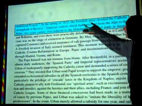Galileo – History, Science and Faith