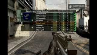 Black ops 2: AmaaZe GaMe  vs T3dy Saison Ligue GaMePlay #3