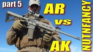 AK47 Vs AR15 Part 5 By Nutnfancy 2009