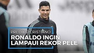 Prediksi Cristiano Ronaldo yang akan Mengejar Rekor Milik Legenda Brasil Pele