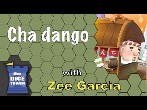 Cha dango Review - with Zee Garcia