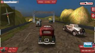 Ultimate 3D Classic Rally, Classic Vehicles Rally Race Games, Games for Children