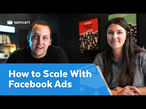 , title : 'How To Scale Your Business With Facebook Ads