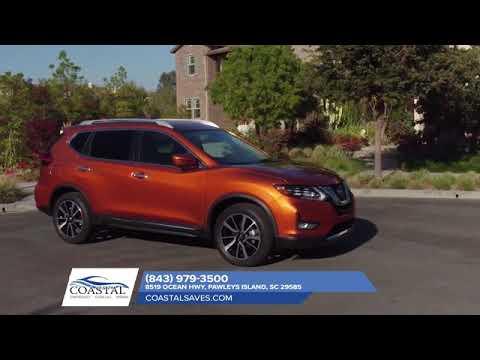 New 2019 Nissan Rogue FWD SV