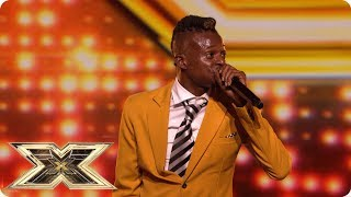 Ola brings a taste of Trinidad and Tobago to the Auditions | Auditions Week 1 |The X Factor UK 2018