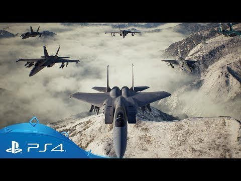 Trailer de Ace Combat 7 Skies Unknown Deluxe Edition
