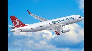 Стамбул-Одесса: 20 лет полетов «Turkish Airlines»