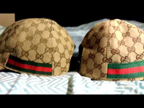 Gucci Hat Fake vs Real  In Depth