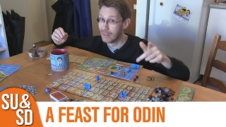 A Feast for Odin - Shut Up & Sit Down Review