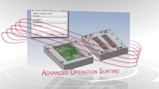 Automation Highlights - ESPRIT 2014 Cloud-Enabled CAM Software