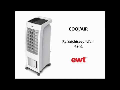 Rafraîchisseur Multifonction COOL'AIR - EWT