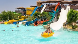preview picture of video 'Jungle Aqua Park Hotel (Hurghada, Egypt) - Джангл Аквапарк (Хургада, Египет)'