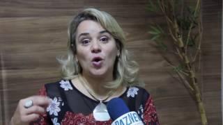 Pra. Andrea Huber - Conferência Nacional da Visão do MDA