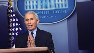 video: Anthony Fauci: I feel 'liberated' now Donald Trump has gone, says US Covid adviser
