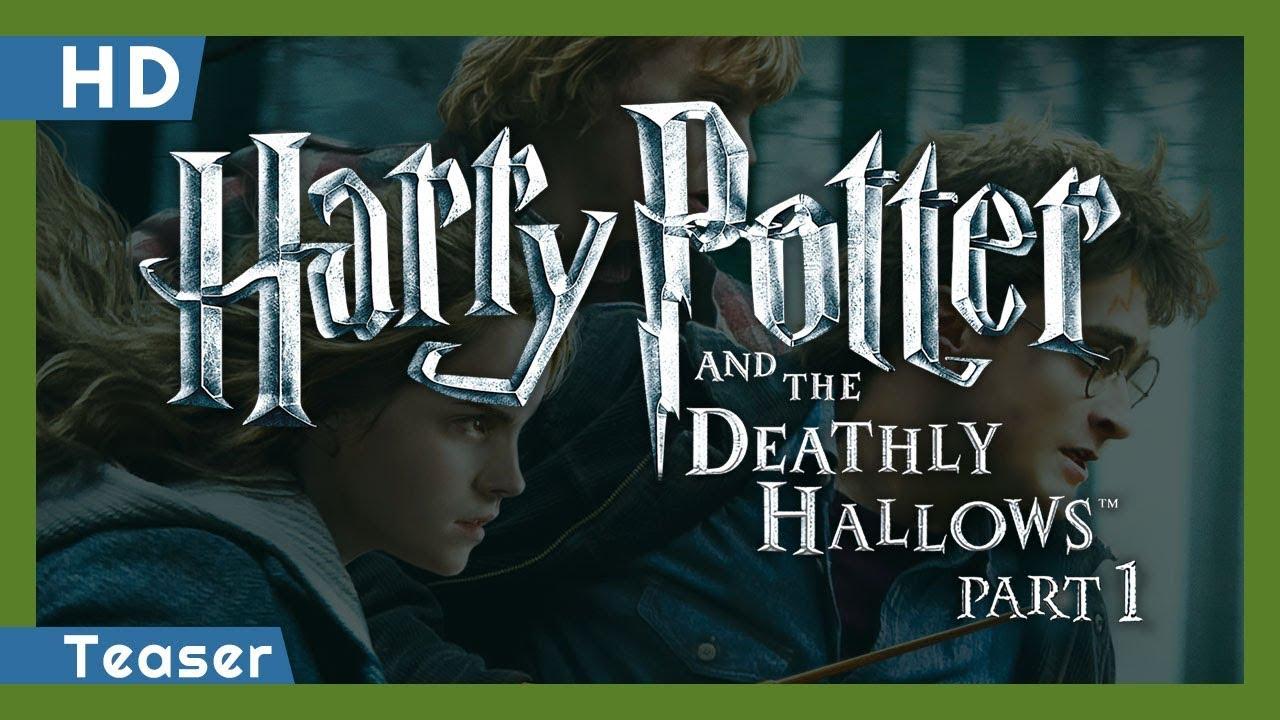 Trailer för Harry Potter och dödsrelikerna: del 1