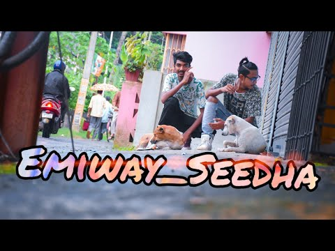 ||Emiway_Seedha_Takeover(Prod.Flamboy)_By SR Official||A Popping Animation Dance Cover|| SR HD||
