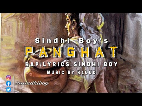 #Panghat - Sindhi Boy | New Hindi Rap Song 2K19 (Music Video)