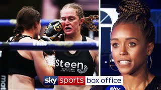 """She has grounds to be upset!"" 