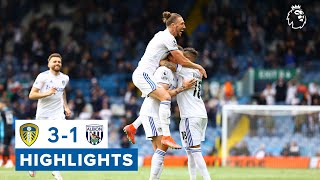 Leeds United 3-1 West Brom Pekan 38