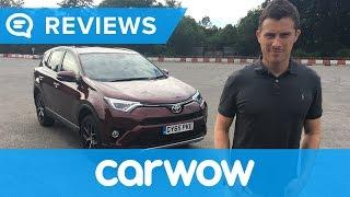 [carwow] RAV4 2017 SUV review | Mat Watson Reviews