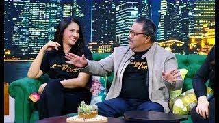 TERBONGKAR! Cari Pemeran Zaenab, Rano Karno Casting Maudy saat Makan Part 01 - Call Me Mel 13/01
