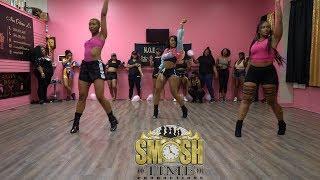 Satin Dolls N Heels Class | Cash Shit | Megan Thee Stallion Ft. Da Baby 2019