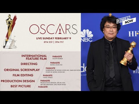 'Parasite' Makes History by Earning Six Oscar Nominations Including Best Picture