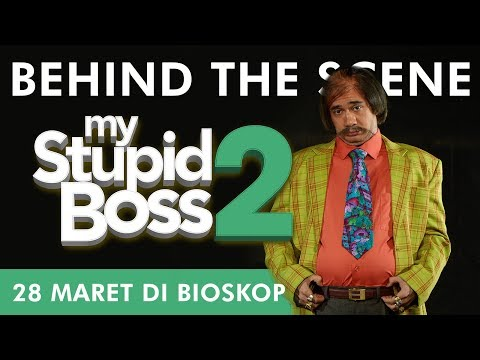 My Stupid Boss 2 - Karakter Para Pemain | #BehindTheScene | 28 Maret di Bioskop