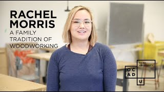 Meet Environmental Design Student Rachel Morris