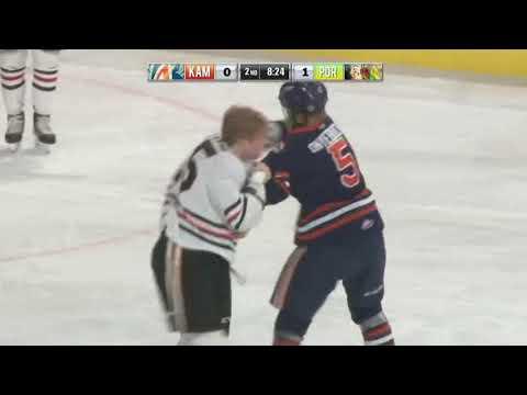Montana Onyebuchi vs. John Ludvig