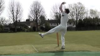 Cricket Bowling Basics - Seam Bowling