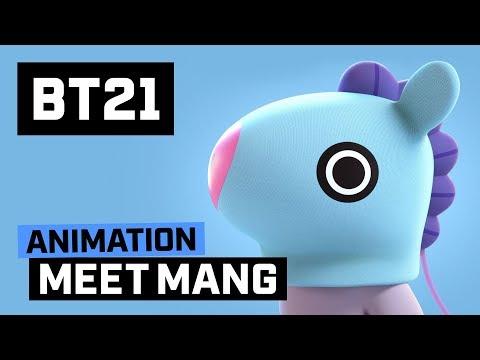 [BT21] Meet MANG!