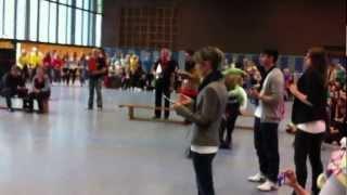 Anna und Sarah Norddeutsche DTA Meisterschaft 2012