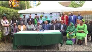 The ANC-Ford Kenya merger