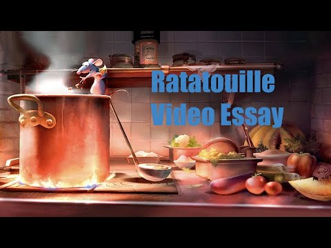 Why Ratatouille is my favorite animated movie of all time