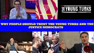 TYT vs Justice Democrats