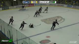 HIGHLIGHTS: Langley Rivermen @ Coquitlam Express – November 6th, 2020
