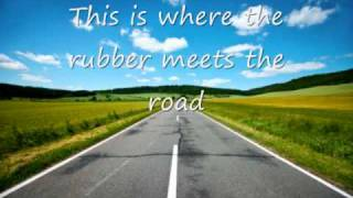 Rubber Meets The Road by Steven Curtis Chapman