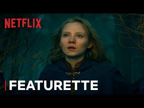 The Witcher | Character Introduction: Princess Cirilla | Netflix