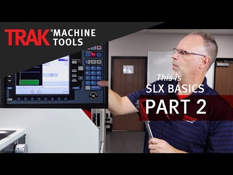 Tool Setup & Setting Part Zero | ProtoTRAK SLX CNC | Basic Programming, Part 2