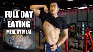Full Day Of Eating: 3 Meals 1 Snack | Alex Chee
