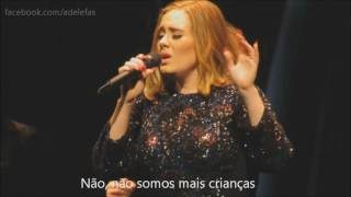 Adele - Send My Love Legendado