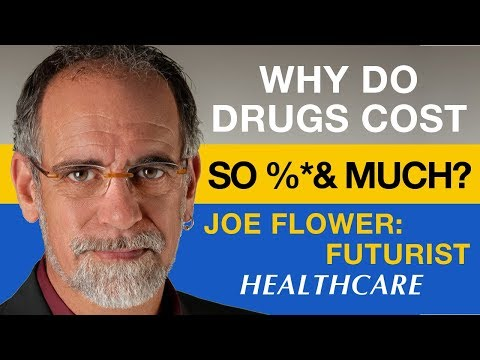 Why Drugs Cost Too Much