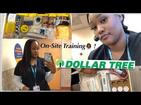 Medical Assistant: On-Site Training !!! #MedLifeJourney #CourtStoryVlogs