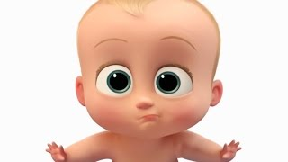 The Boss Baby SUPERCUT  All Trailers And Clips 2017