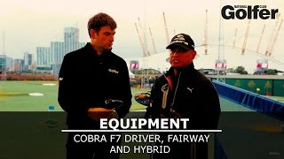 Cobra F7 Driver, Fairway and Hybrid - The Golf Shack Academy