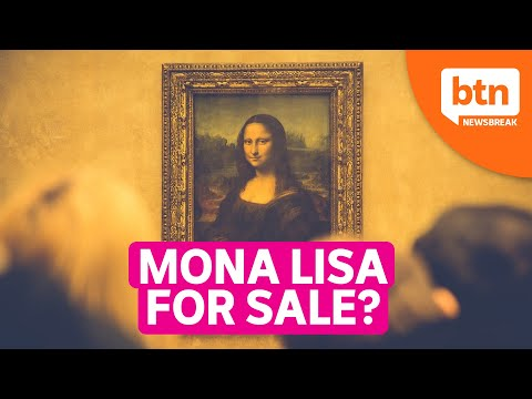 Is the Mona Lisa up for sale? COVID-19 emergency plan.